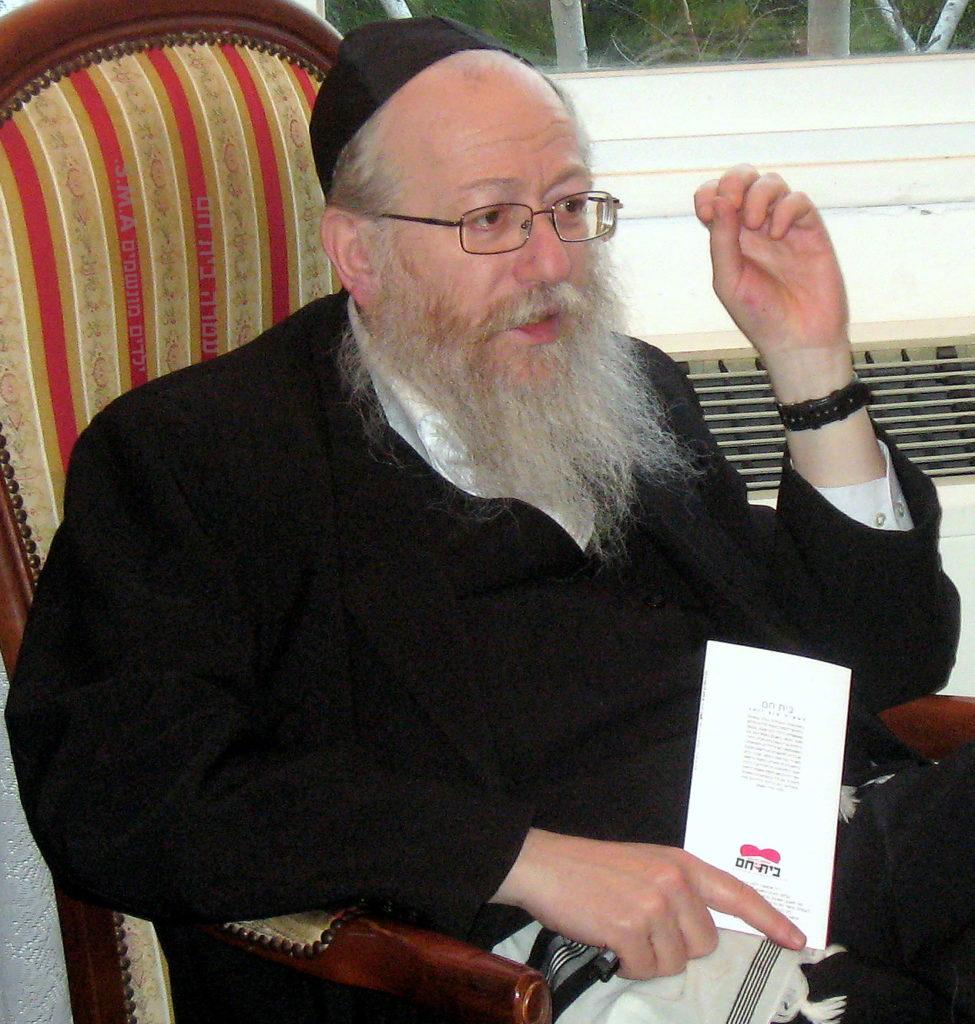 שר הבריאות, יעקב ליצמן (צילום: ראובן פריצי)